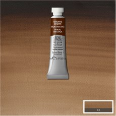 W&N PROFESSIONAL WATERCOLOUR 5ML TBE VANDYKE BROWN
