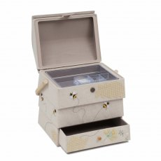 Extra Large Bee Hive Sewing Box