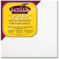 Loxley Traditional Depth Stretched Canvas - 8x8