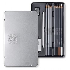 Winsor & Newton Sketching Set