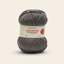Sirdar Country Classic Worsted Pewter