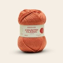 Sirdar Country Classic Worsted  Ginger