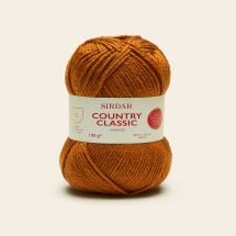 Sirdar Country Classic Worsted  Toffee
