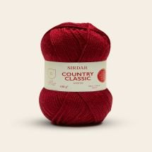 Sirdar Country Classic Worsted Port