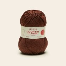 Sirdar Country Classic Worsted Chestnut
