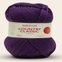 Sirdar Country Classic Worsted Royalty