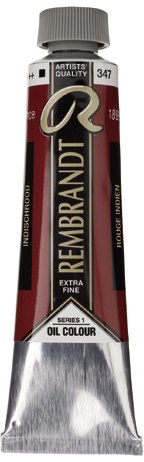 Royal Talens Royal Talens Rembrant Oil Colour 40ml  Indian Red - Series 1